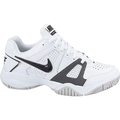 nike white city court 7 tennis shoes grade