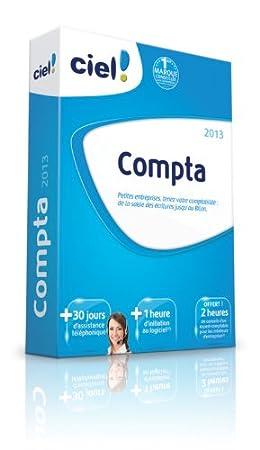 Ciel Compta 2013 + 30 jours d'assistance téléphonique