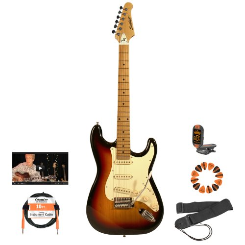 Online Electric Guitar Tuner