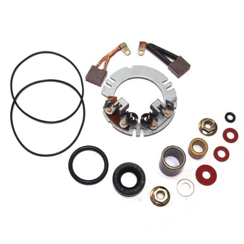 Caltric Starter KIT Fits HONDA MOTORCYCLE GL500 GL650 SILVERWING 497cc 673cc 1981-1983