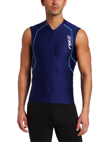 2XU Men's Active Tri Singlet