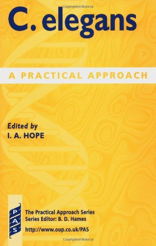 C. elegans: A Practical Approach (The Practical Approach Series)