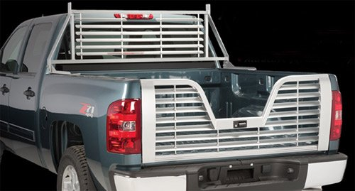 Husky Liners 15340 Silver Custom Fit Aluminum Fifth Wheel Tailgate