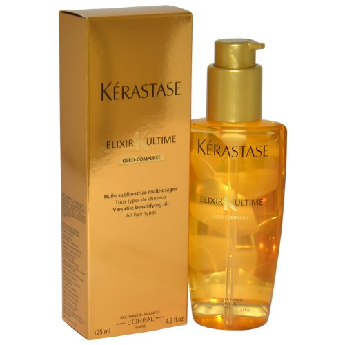 Kerastase Elixir Ultime Oleo Complexe Versatile Beautifying Oil for All Hair Types