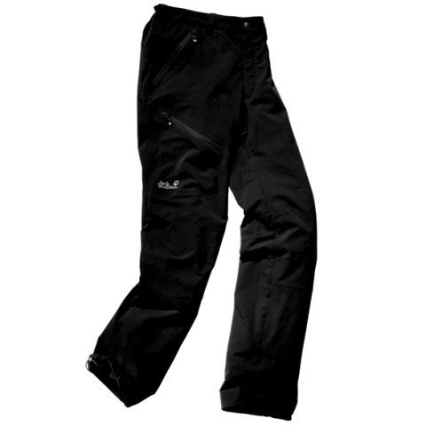 Jack Wolfskin Damen Hose Activate Pants Women, black, 42, 1000307705