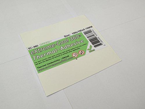 ec-per-360-green-pellicola-termoconduttore-adesiva-su-entrambi-i-lati-100-x-100-mm-015-mm-3-w-mk-the