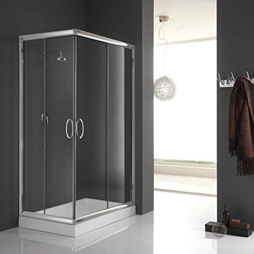 Cabine de douche pas ch re notre comparatif mon robinet - Comparatif colonne de douche ...