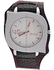 GIVME Sporty Look Mat White Analog White Dial Men's Watch - Men's_14