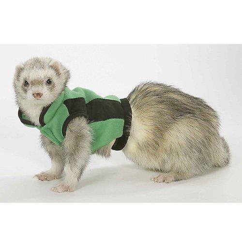 Marshall Ferret Fleece Tech Vest, Green (Ferret Clothing compare prices)