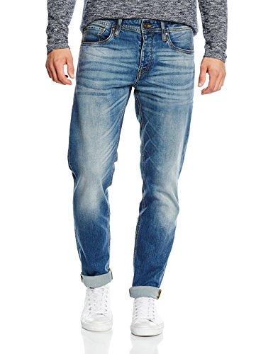 JACK & JONES JJIMIKE JJORIGINAL GE 616 NOOS LID, Jeans da Uomo, Blu (Blue Denim), W34/L34 (Taglia Produttore: 34)