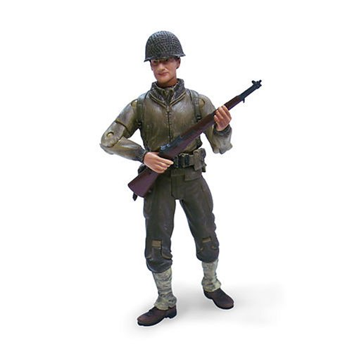 Buy Low Price Blue Box 1:18 Military Figure Army: Jackson – Corporal Item #: 21713 (B000OH6HZ6)