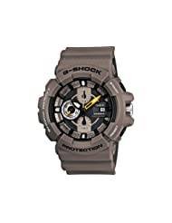 Casio G-Shock (Analog Chronograph) GAC-100-8ADR (G405) Watch - For Men