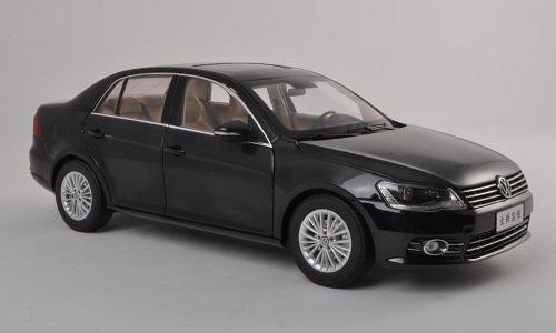 VW Bora, schwarz , 2012, Modellauto,