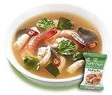 アマノフーズ タイのトムヤムクン9gX10袋セット【アマノフーズのフリーズドライ世界のスープ】