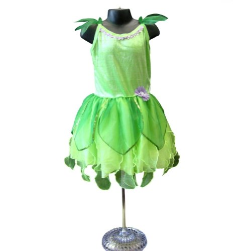 Tink Erbelle Girls 7-9 Sequence Mesh Occasion Dress-Xl front-941279
