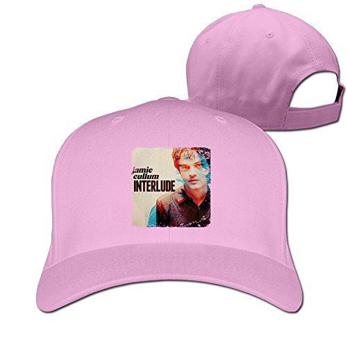 CEDAEI Jamie Cullum - Interlude Jazz Pop Singer Songwriter Cool Unisex-AdultBaseball Hats Pink