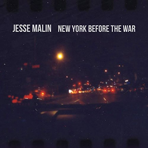 Album Art for New York Before the War by Jesse Malin