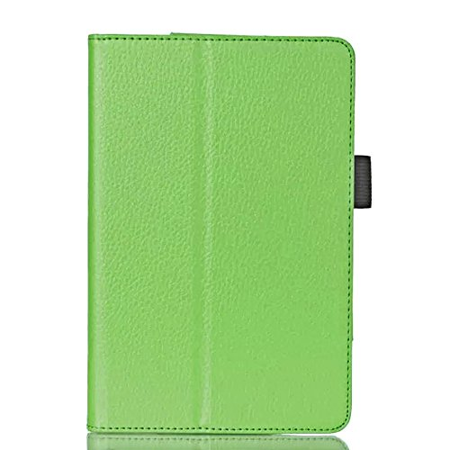 Eastlion New Kindle Fire HD 7 Cover Kindle Case Stand Up Cover Green (Kindle Fire Stand Up Case compare prices)