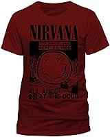 Nirvana Herren T-Shirt Nirvana - All Ages