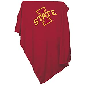 Brand New Iowa State Cyclones NCAA Sweatshirt Blanket Throw by Things for You