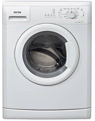 Ignis LOE 6001 Libera installazione Caricamento frontale 6kg 1000RPM A+++ Bianco lavatrice
