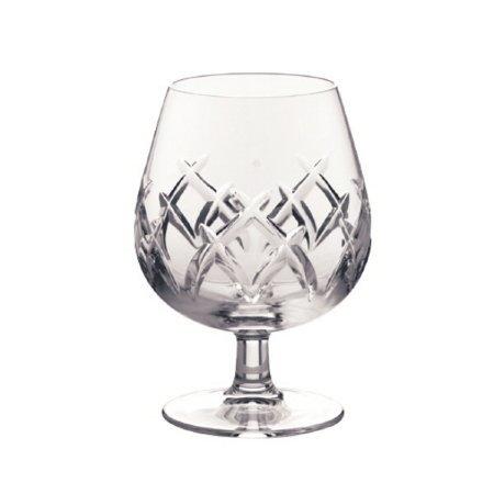 Galway Crystal Brandy Glasses