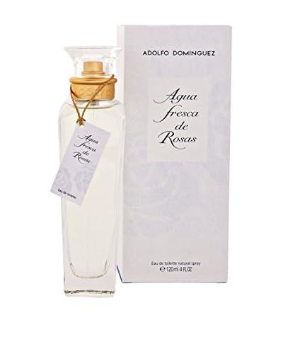 Adolfo Dominguez Eau de Toilette Mujer Agua Fresca De Rosas 120.0 ml