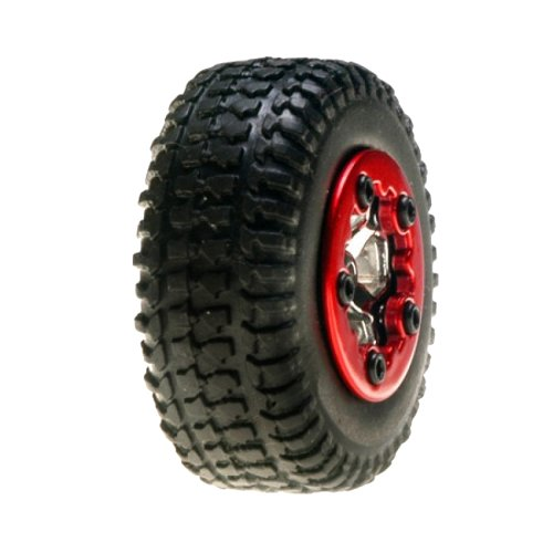 Tires, Mounted, Chrome: Micro SCT(4)