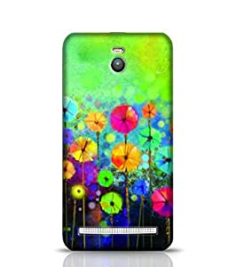 Stylebaby Floral Watercolor Painting Asus Zenfone 2 Phone Case