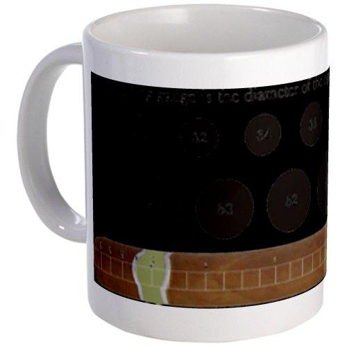 Cafepress Cigar Ring Gauge Guide Mug - Standard