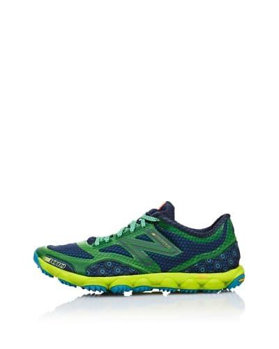 New Balance Sneaker Womens Running WT1010DR [Blu/Verde]