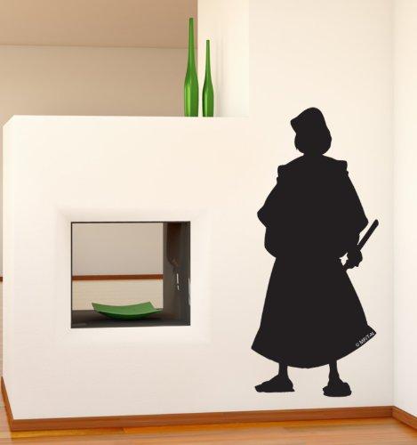 GOEMON - Adesivi Murali - Wall Stickers - per la decorazione della casa e della cameretta