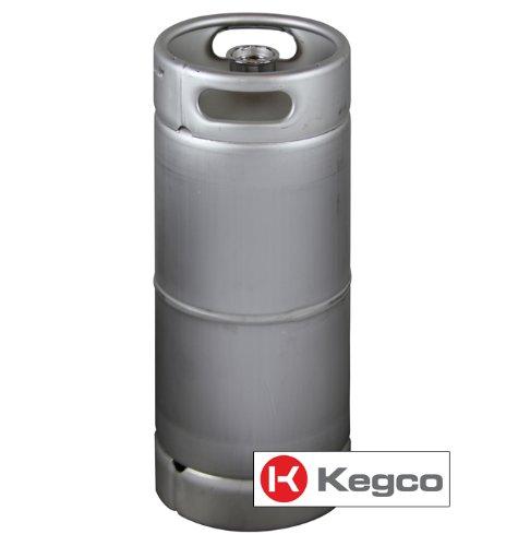 Kegco 5 Gallon Commercial Keg - Drop-In D System Sankey Valve