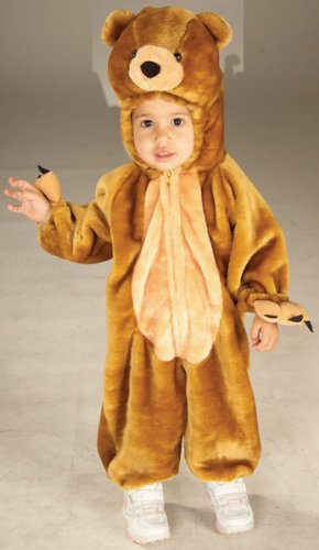 Forum Kids Plush Teddy Bear Stuffed Animal Halloween Costume