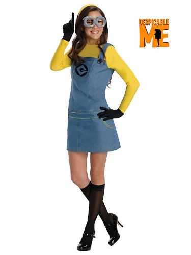 Rubie's Costume Co - Despicable Me 2 Lady Minion Adult Costume - Medium