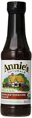 Annie'S Homegrown Organic & Vegan Worcestershire Sauce, 6.25 Oz, 2 Pk