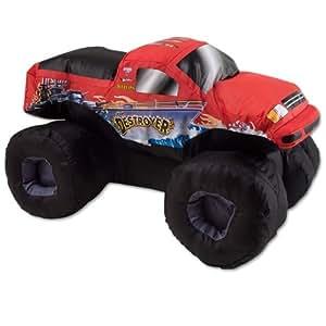 Amazon.com : Official Monster Jam Destroyer Monster Truck ...