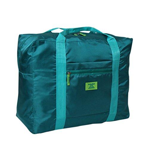 witery174 creative waterproof large capacity folding travel
