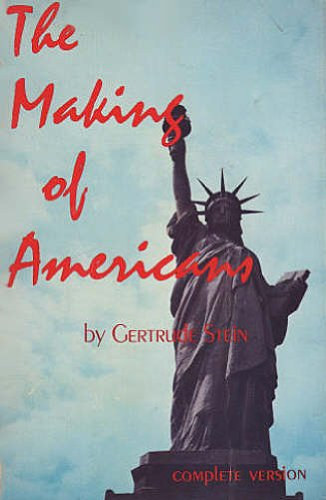 Image of The Making of Americans