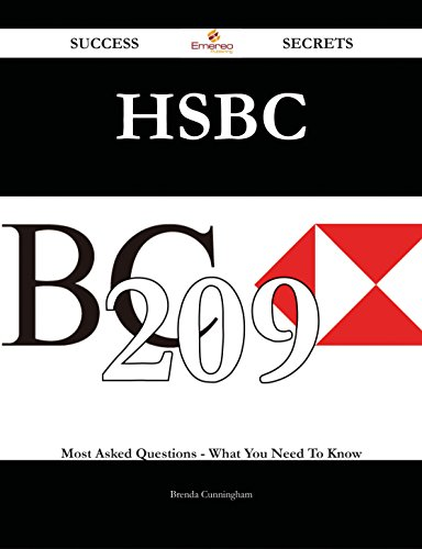 hsbc-209-success-secrets-209-most-asked-questions-on-hsbc-what-you-need-to-know