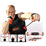 41JonWy z0L. SL160 Shadow Boxer Knockout Body Workout System with Belt and DVDs Reviews