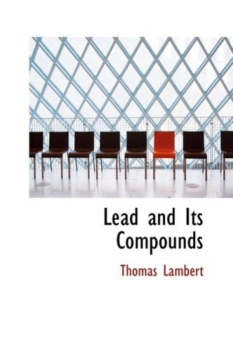 Lead and Its Compounds