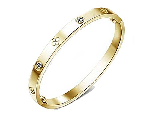 findout-damen-14k-rosegold-vergoldet-titan-stahl-ewigkeit-ring-armband-frauen-madchen-f1393-yellow-g