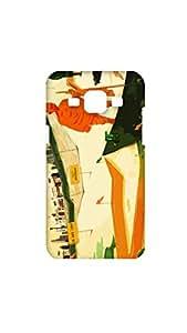 Dandi March Back Cover For Samsung Galaxy J1