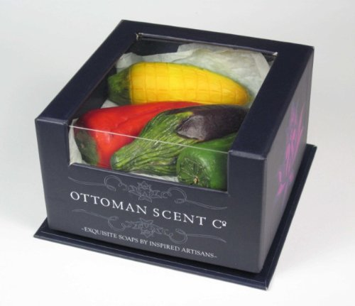 Ottoman Scent Co Fresh Baby Legumes Shaped Fruit