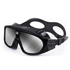 Buy Body Glove Del Mar Pro Swim Mask, Black by Body Glove