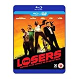 The Losers [Blu-ray + DVD]by Jeffrey Dean Morgan