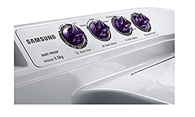 Samsung WT705QPNDMPXTL Semi-automatic Washing Machine (7.0 kg, Grey and Purple)
