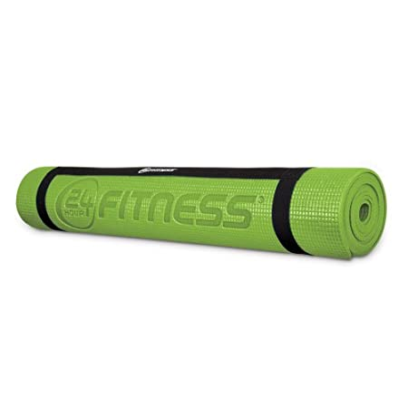 Wii 24 Hour Fitness Yoga Mat - Green