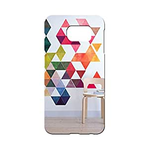 BLUEDIO Designer 3D Printed Back case cover for Samsung Galaxy S7 Edge - G1448